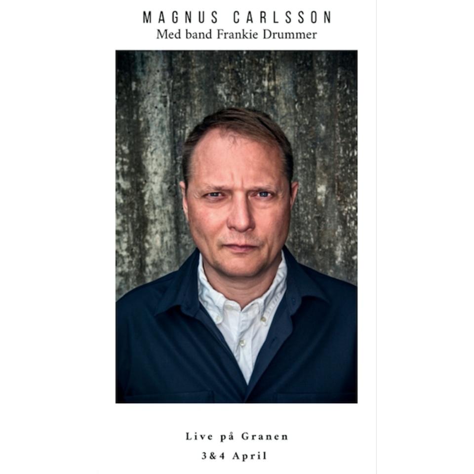 Magnus Carlson på Granen